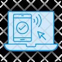 Laptop Gadget Mobile Icon