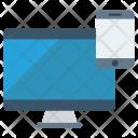 Gadget Devices Responsive Icon