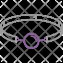 Gag Ball Fetish Icon
