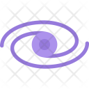 Galaxy Space Science Icon