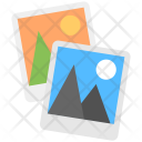 Photo Gallery Pictures Icon