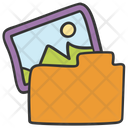 Photos Gallery Picture Folder Icon