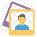 Gallery Display Photograph Icon