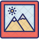 Gallery Landscape Photography Icon