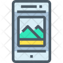 Photo Mobile Gallery Icon