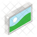 Gallery Images Landscape Icon