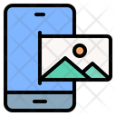 Gallery Photo Camera Icon