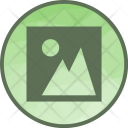 Gallery Image Frame Icon