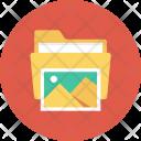 Gallery Image Folder Icon