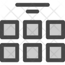 Gallery Grid Images Icon