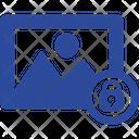 Image Lock Photo Icon
