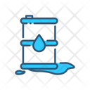 Gallons Of Water Water Barrel Barrel Icon