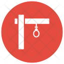 Gallows Crime Hangrope Icon