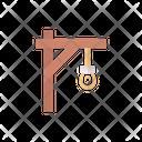Gallows Deathrope Halloween Icon