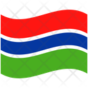 Flag Country Gambia Icon