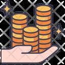 Money Finance Hand Icon