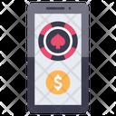 Online Phone Mobile Icon