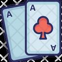 Gambling Playing Card Poker Card Icon