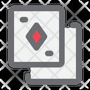 Gambling Casino Poker Icon