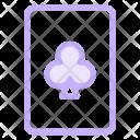 Gambling Card Icon