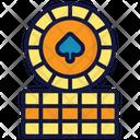Gambling Casino Game Icon