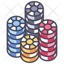 Gambling Casino Bet Icon