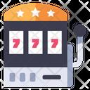 Machine Casino Gambling Icon