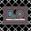 Gambling Online Icon