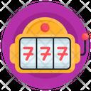 Gambling Slot Icon