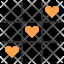 Game Heart Romance Icon