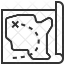 Game Guide Map Icon