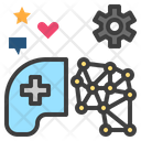 Game Mechanic Innovation Icon