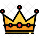 Game Game Winner Birthday Crown Icon