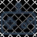 Game Joystick Tool Icon