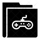 Game Folder Gaming Folder Icon