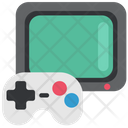 Quarantine Stayhome Game Console Icon