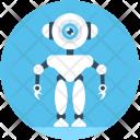 Game Robot Robotic Icon