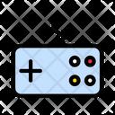 Game Console Control Icon