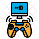 Game Console Gamer Icon