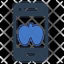 Mobile Phone Game Icon Icon