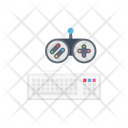 Game Development Keyboard Icon