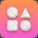 Game Neumorphism Interface Icon