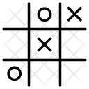 Game Crosses Entertainment Icon