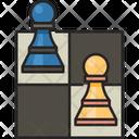 Game Chess Pawn Icon
