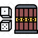 Game Dice Cup Icon