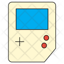 Game Play Video Icon
