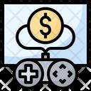 Game Gaming Electronics Icon