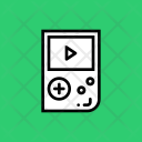 Game Console Nintendo Icon