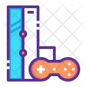 Game Gamer Gamepad Icon