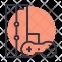 Game Gamer Gamepad Icon